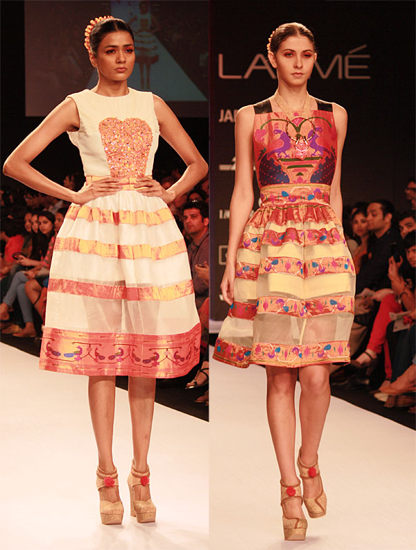 Models in Swapnil Shinde creations