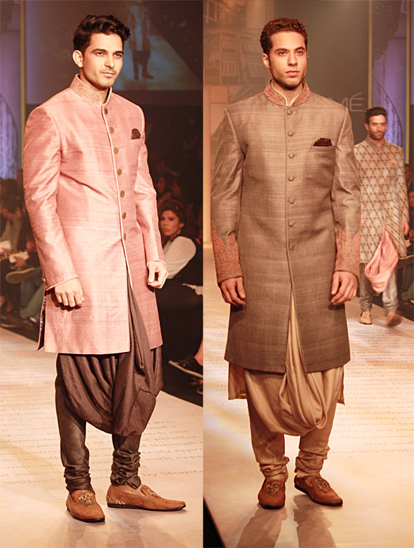 Model in Shantanu-Nikhil creations