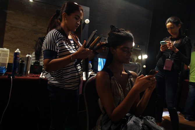 Sneak peek: The madness behind the calm at LFW
