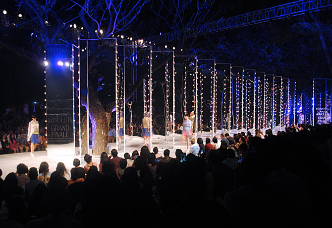 Models in Rajesh Pratap Singh creations