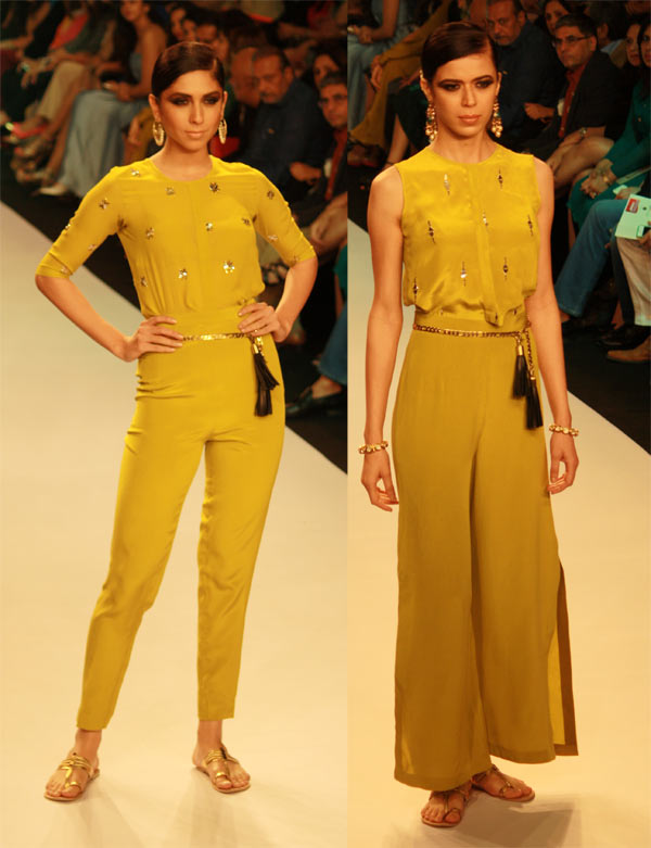 Models in Neeta Lulla creations
