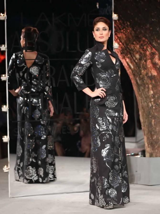 Kareena Kapoor Khan for Rajesh Pratap Singh