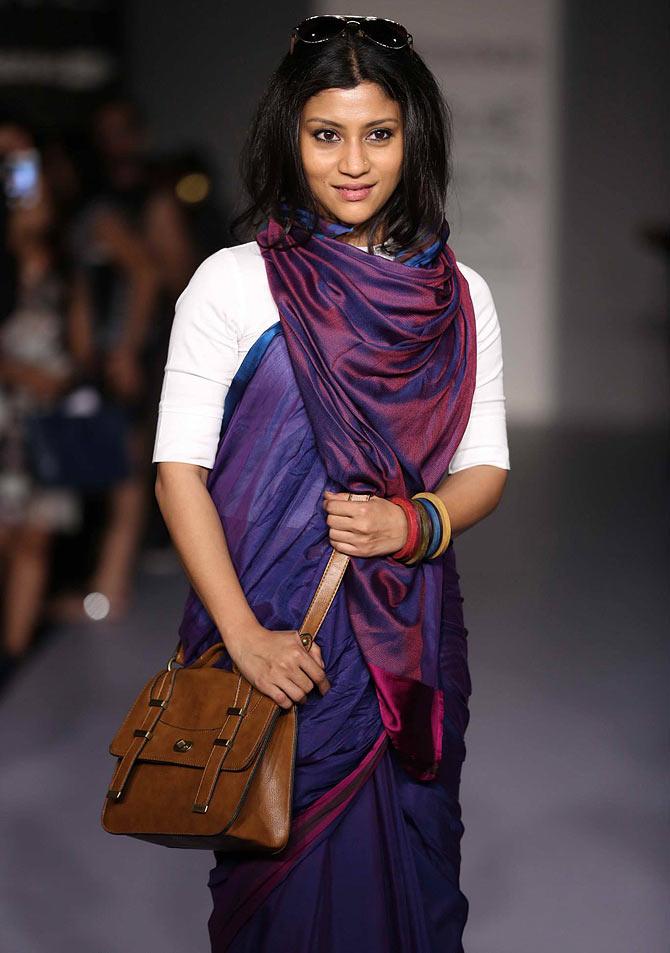 Konkona Sen Sharma for Payal Khandwala