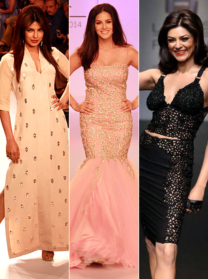 Vote for your most favourite showstopper at Lakme Fashion Week