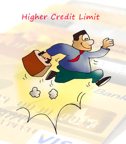 Why you must take that raise (on your credit limit)