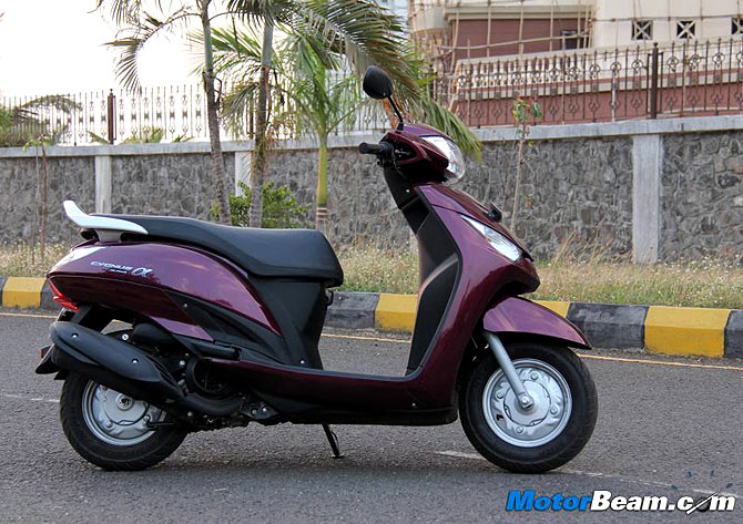 Yamaha Alpha: The latest competition to Honda Activa?