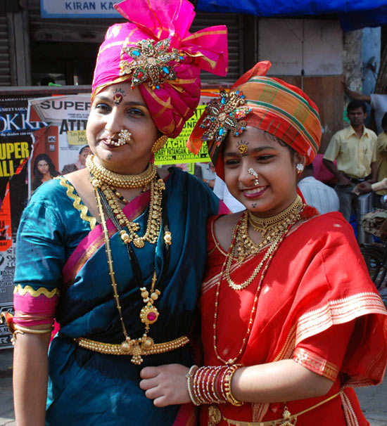 Gudi Padwa celebrations