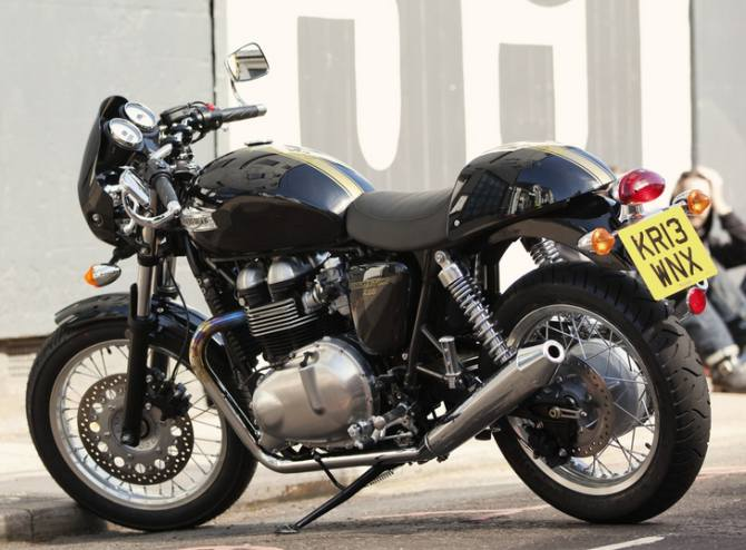 Triumph bets big on luxury bike segment