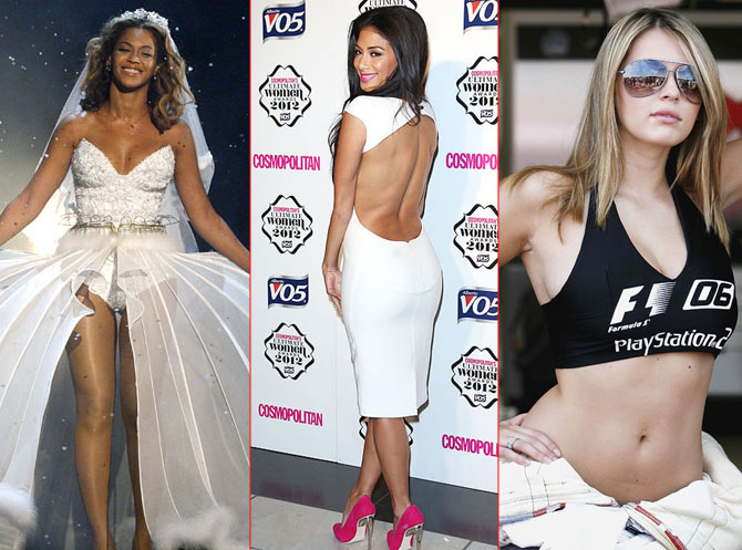 Hot 20: The sexiest women in the world