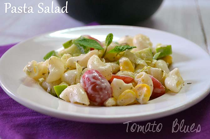 Green Apple Pasta Salad