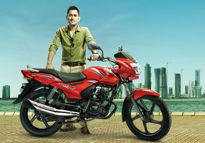 How TVS plans to take on Hero, Honda, Bajaj and Mahindra