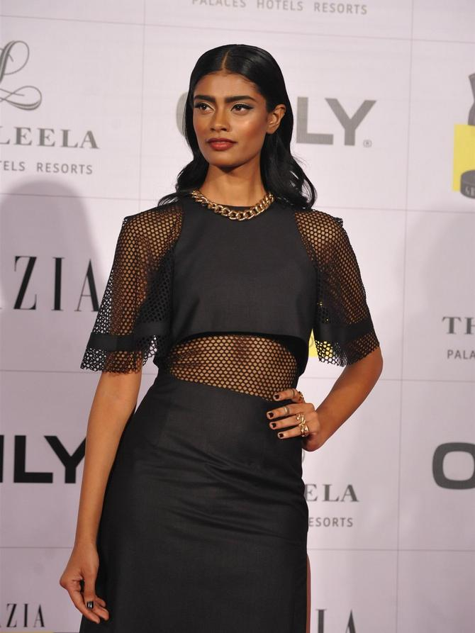 Model Archana Akhil Kumar