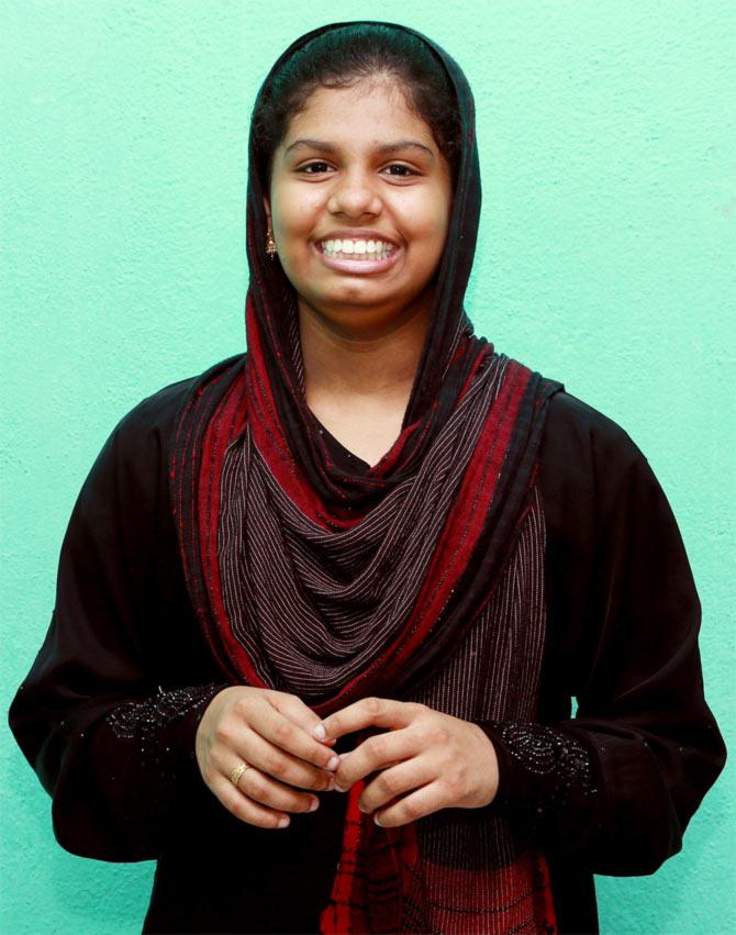 Fathima Shabana