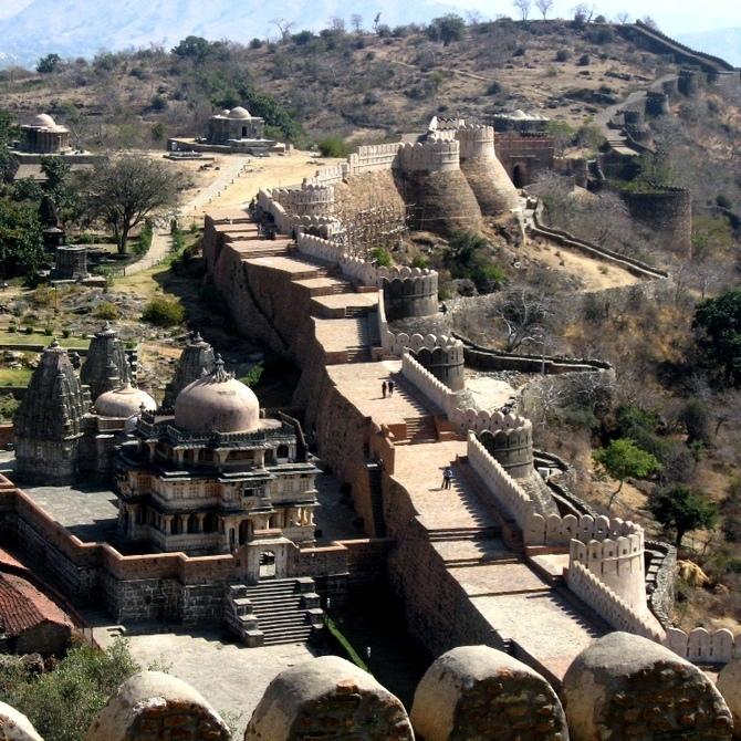 Kumbhalgarh, Rajasthan