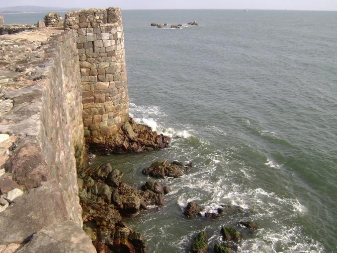 Sindhudurg fort, Malvan, Maharashtra