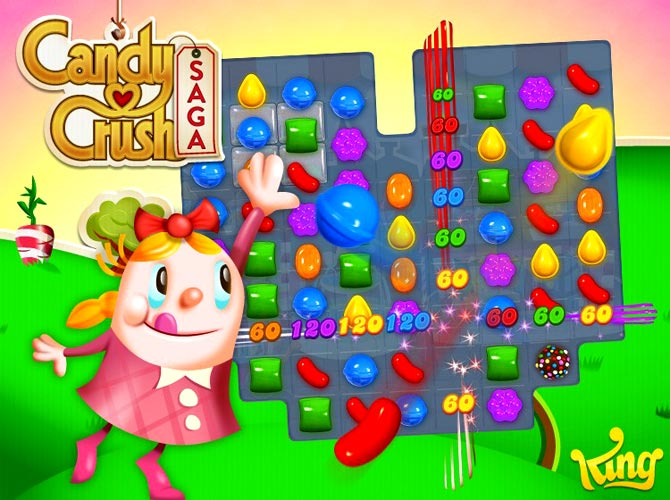 The Candy Crush Saga is full of inspiring lessons that nudge you to aim higher and achieve the impossible.