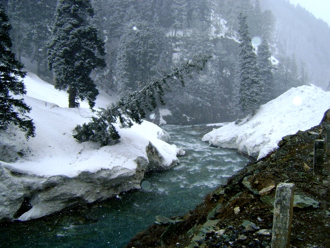 Sonmarg, Jammu and Kashmir