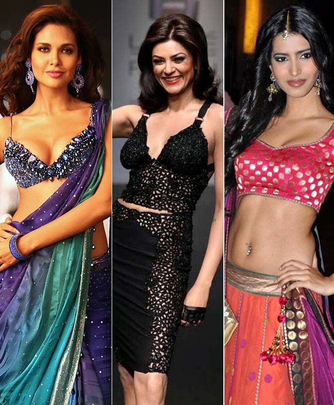 VOTE: Who is your favourite Miss India?