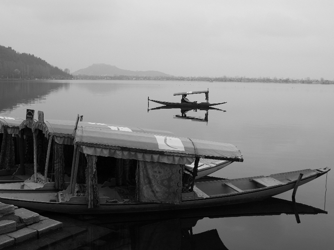 Dal Lake, Srinagar, Jammu and Kashmir