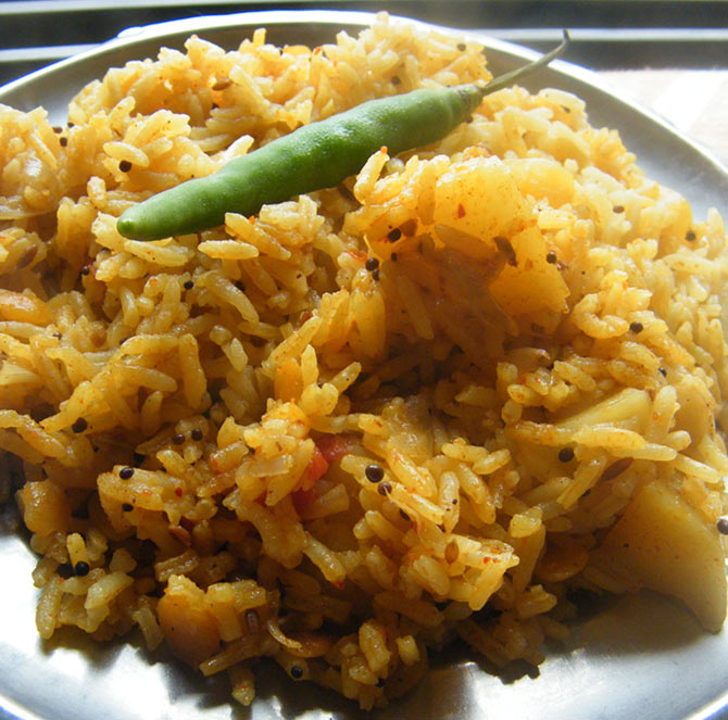 Masala Bhaat