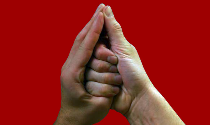 Beat the heat with yoga  5 mudras to cool down - Rediff Getahead