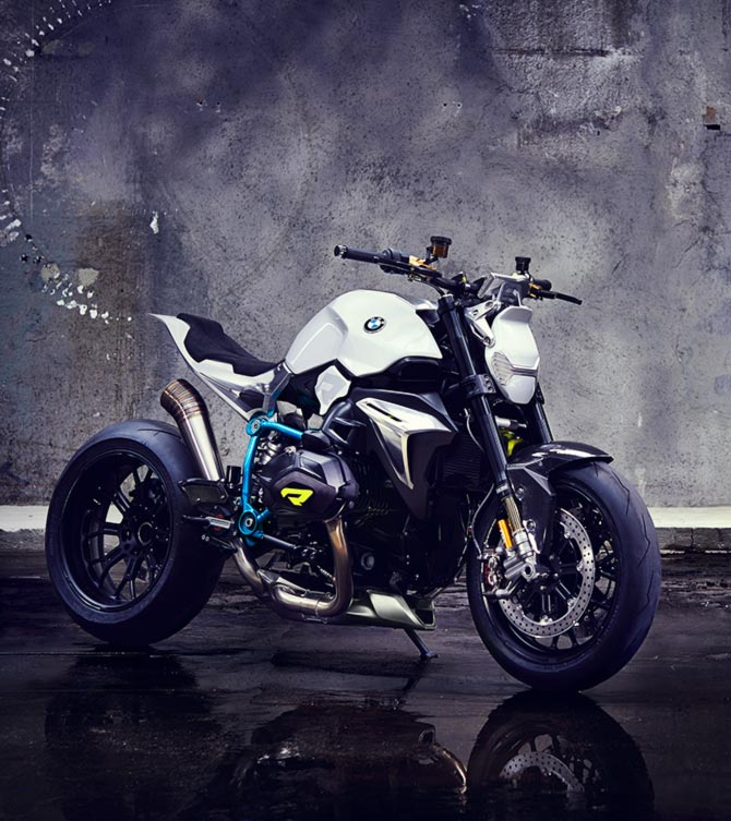 Is this how the first TVS-BMW bike will look like?