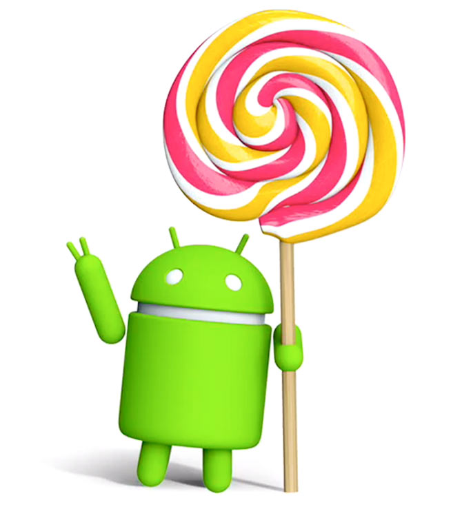 Delicious 10! Features that make Android Lollipop sweeter