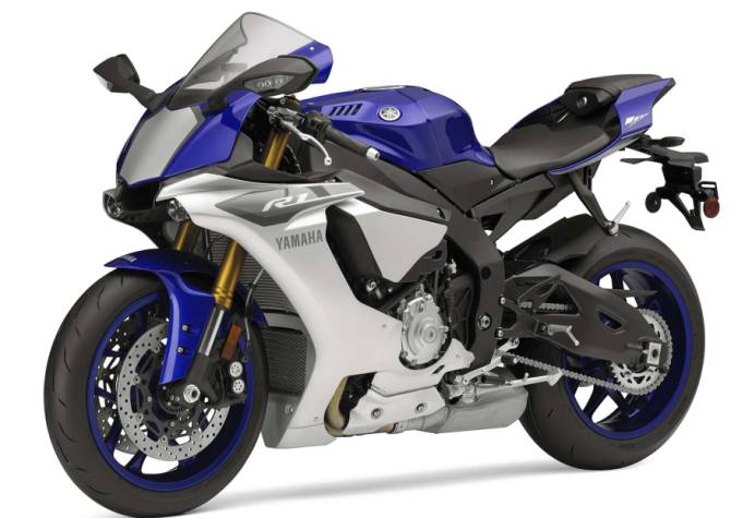 Here's why the 2015 Yamaha YZF-R1 rocks!