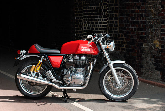 Change At The Speed Of A Bullet The Great Royal Enfield Comeback