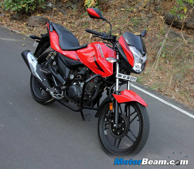Bike Review: Hero Xtreme is bang for your money!