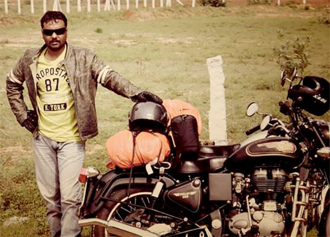 Bike Affair: Every ride makes me fall more in love with it