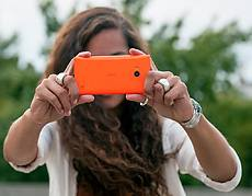What's so special about Microsoft's selfie smartphone?