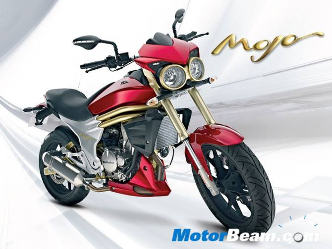 Mahindra's premium bike Mojo to hit the roads soon