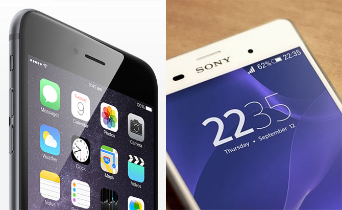 Here's why Sony Xperia Z3 will beat iPhone 6 hollow