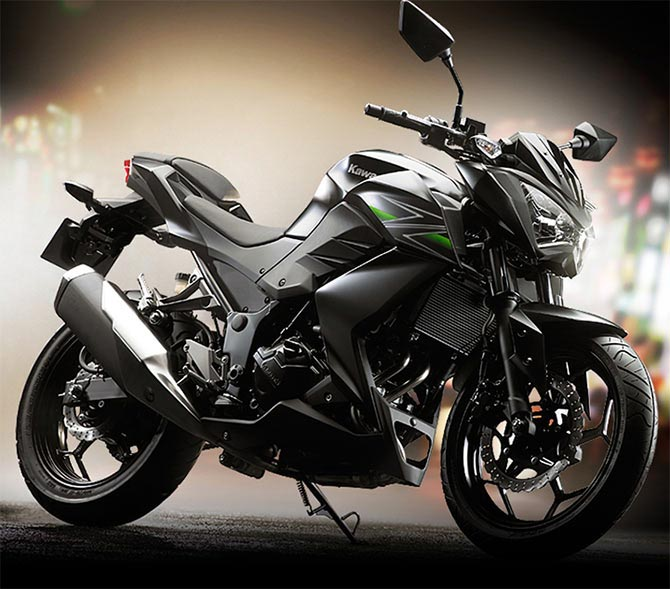What's so special about these two Kawasaki bikes?