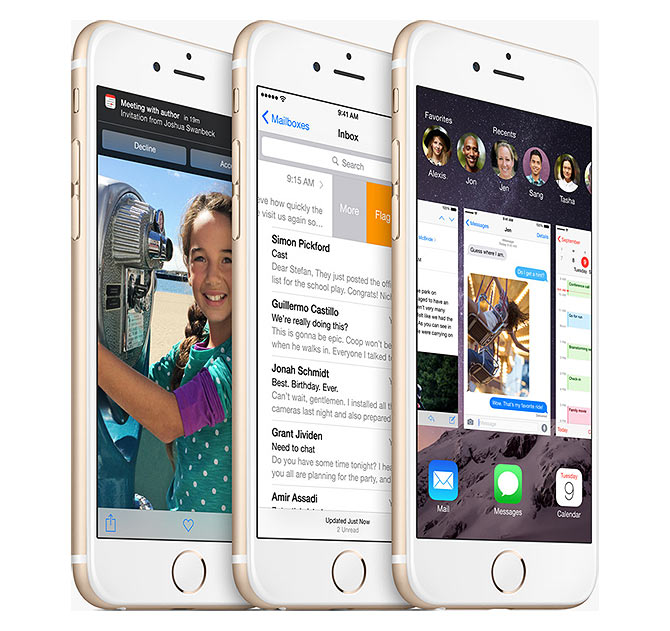 Latest News from India - Get Ahead - Careers, Health and Fitness, Personal Finance Headlines - 8 reasons why iOS 8 is better than iOS 7!