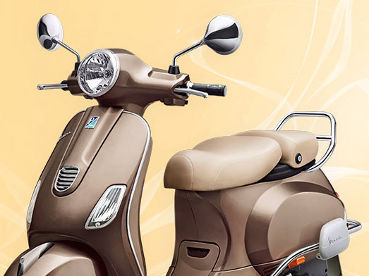 Vespa Elegante is all yours for Rs 79,000