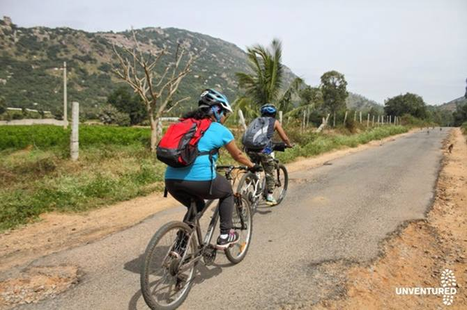 Latest News from India - Get Ahead - Careers, Health and Fitness, Personal Finance Headlines - Discovering the city on a bike