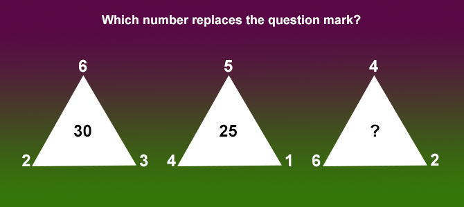 Latest News from India - Get Ahead - Careers, Health and Fitness, Personal Finance Headlines - #Mindbender: Guess the missing number!
