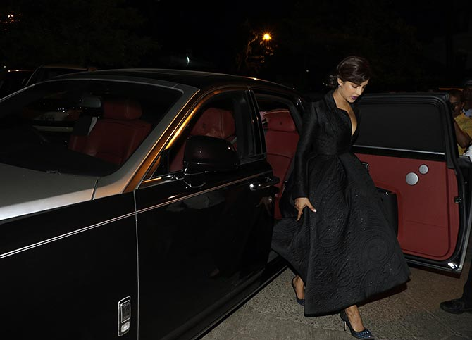 Here are 10 Famous Bollywood Stars with Their Selection of Luxe Cars 6