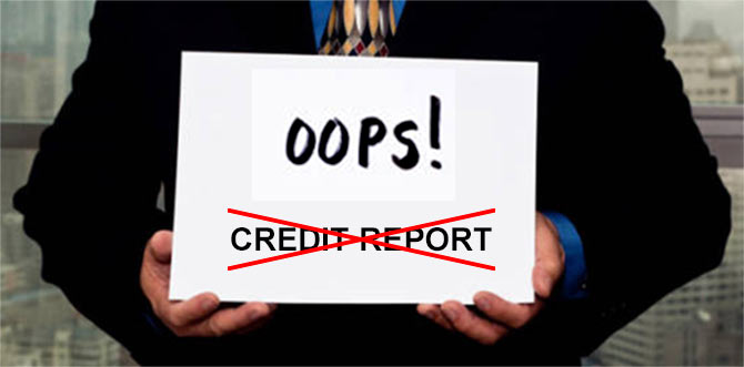 Latest News from India - Get Ahead - Careers, Health and Fitness, Personal Finance Headlines - Credit report errors can cost you big!
