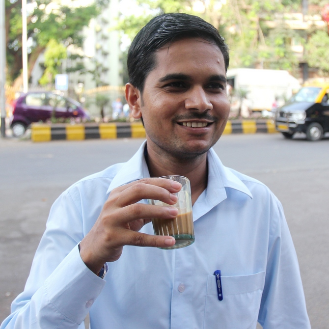 Latest News from India - Get Ahead - Careers, Health and Fitness, Personal Finance Headlines - The chaiwallah who is now a web developer