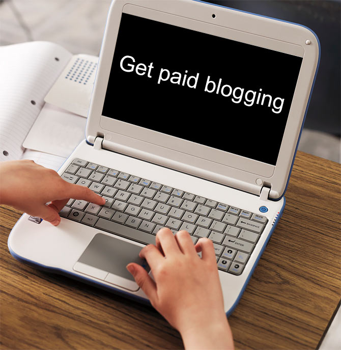 Latest News from India - Get Ahead - Careers, Health and Fitness, Personal Finance Headlines - 5 tips to make money from your blogs