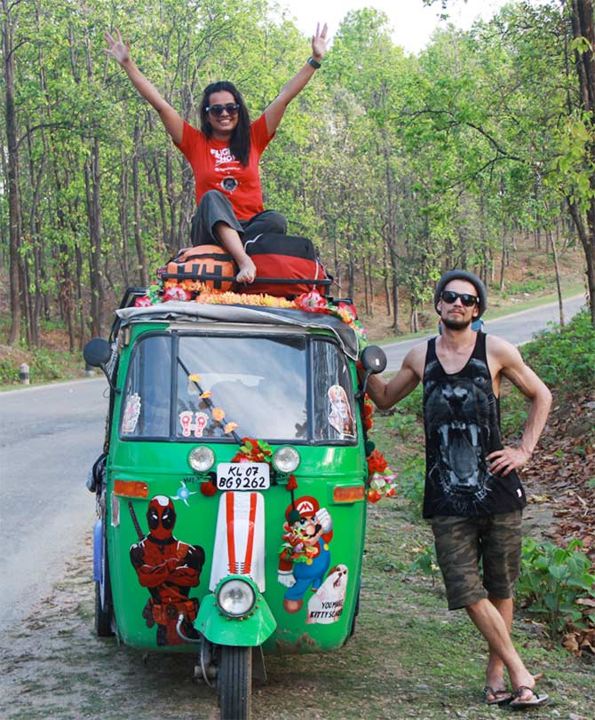 Latest News from India - Get Ahead - Careers, Health and Fitness, Personal Finance Headlines - From Jaisalmer to Shillong, in an autorickshaw