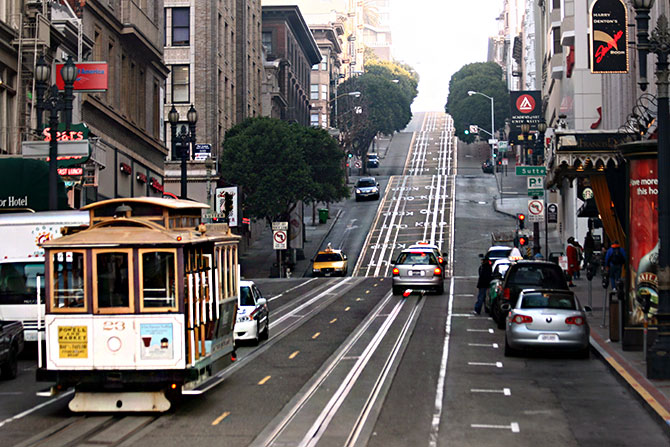 Latest News from India - Get Ahead - Careers, Health and Fitness, Personal Finance Headlines - It's small, it's beautiful. It's San Francisco!