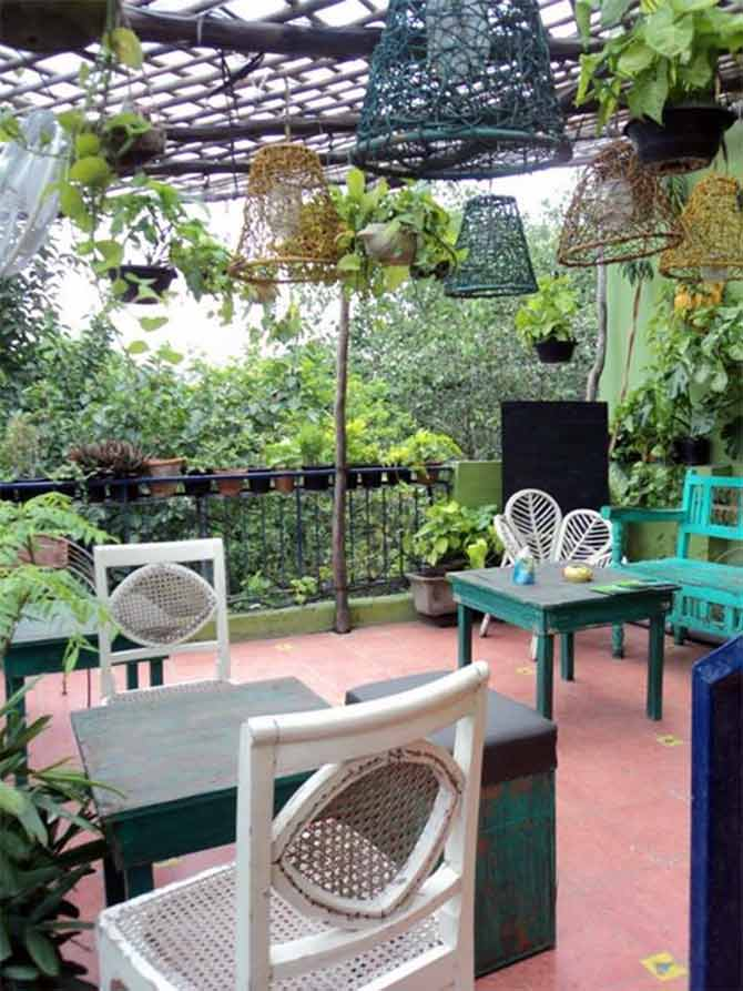 Latest News from India - Get Ahead - Careers, Health and Fitness, Personal Finance Headlines - Eat with a view: 5 must-visit rooftop cafes in Delhi