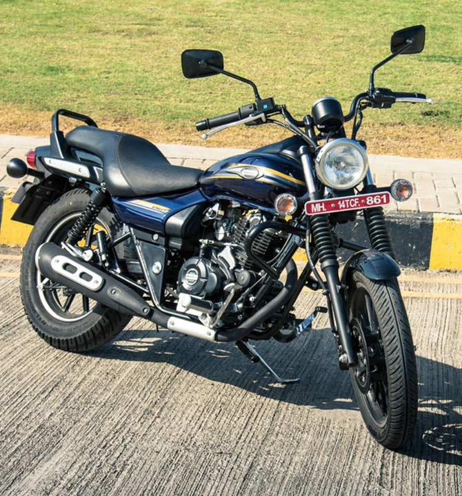 Review: Bajaj Avenger Street 150