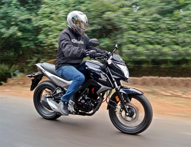 Honda CB Hornet 160R: First Ride Impressions