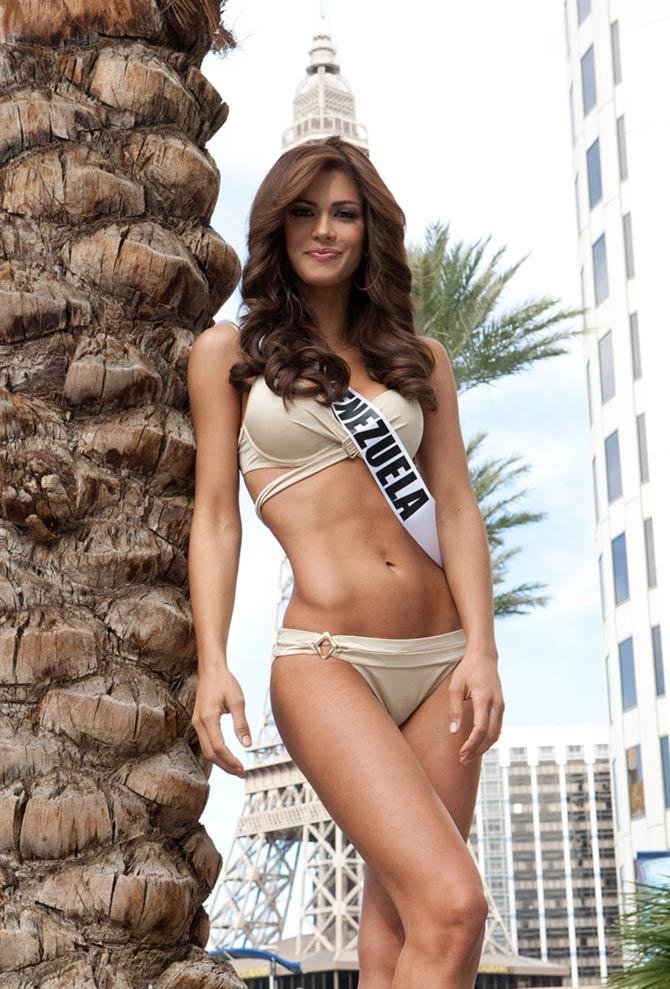 Мариана Хименес, Мисс Вселенная Венесуэла