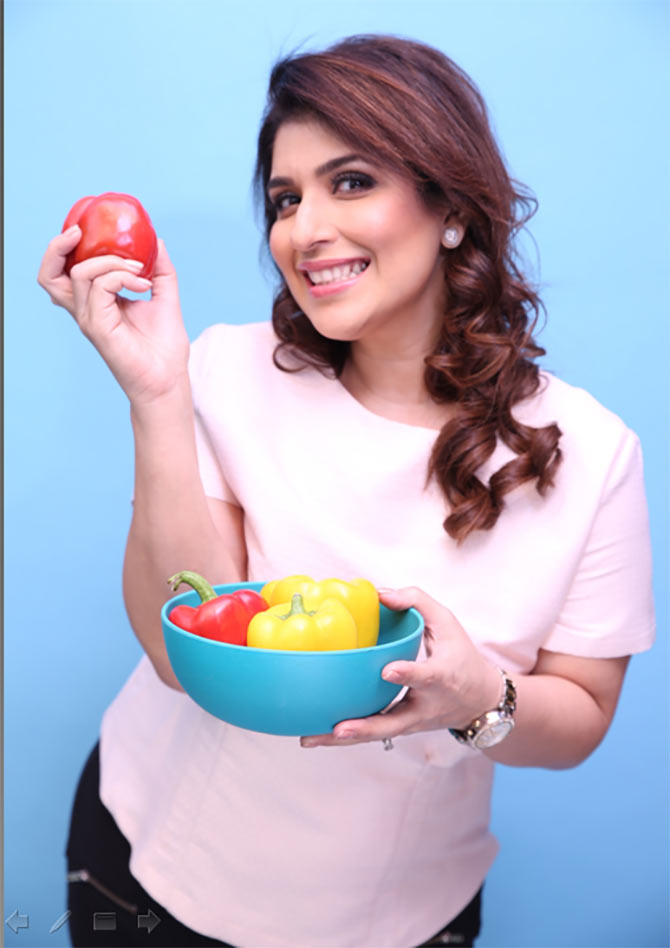 I was a picky eater i hated carrots milk and karela rediff rakhee vaswani forumfinder Image collections